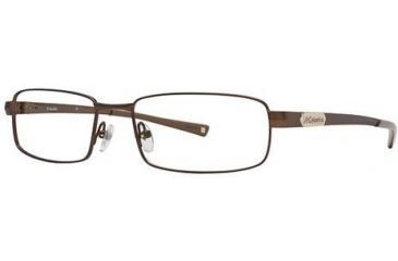 Columbia White River Single Vision Prescription Eyeglasses - Frame Shiny Copper, Size 55/17mm CBWHITERIVER02