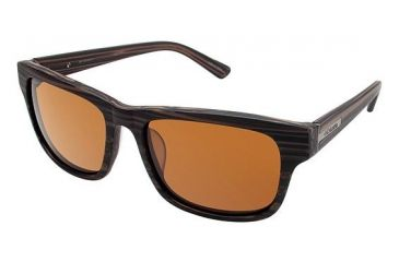 Columbia Whitney Prescription Sunglasses CBWHITNEY02 - Frame Color Matte Stripe Tortoise