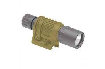 Command Arms Accessories Flashlight Laser Mount, 1 Inch, Tan PL2TAN