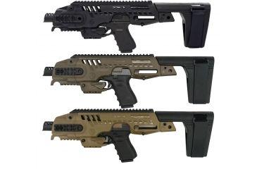 CAA Micro RONI Stabilizer Glock Pistol Carbine Conversion - Non NFA