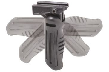 Command Arms FFG4 Vertical Grip FFG4 Black High Impact Polymer