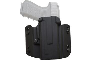 Comp Tac L Line Holster For Light Or Lasers Iwb Owb Black