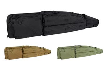Condor 52in Sniper Drag Bag Soft Gun Cases Black Coyote Brown Olive Drab