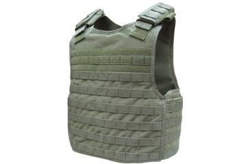 Condor Defender Plate Carrier, Olive Drab, Adjustable M-XXL DFPC-001