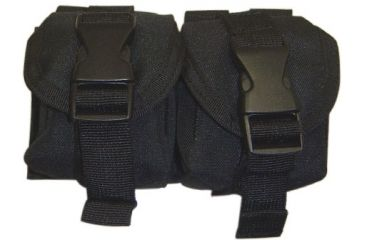 Condor Double Frag Grenade Pouch, Black MA14-002