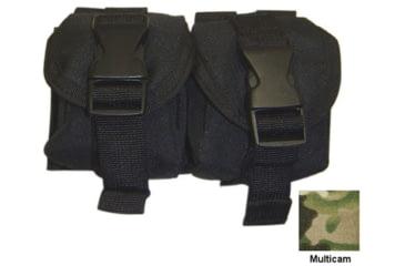 Condor Double Frag Grenade Pouch, Multicam MA14-008