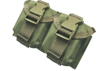 Condor Double Frag Grenade Pouch, Olive Drab MA14-001
