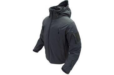 Condor Summit Softshell Jacket Black, L 602-002-L