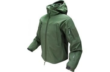 Condor Summit Softshell Jacket Foliage, L 602-007-L