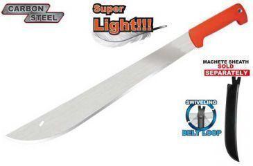 Condor Tool and Knife Eco-Survivor El Salvador Machete, 18 in., Polyprp Handle CTK152-18HC