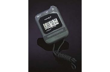 Control Company Extra-Large LCD Digital Stopwatches 1032 Triple Display With Decimal Timing
