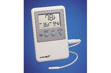 Control Company High/Low Memory Alarm Thermometer 4048 High/Low Memory Alarm Thermometer