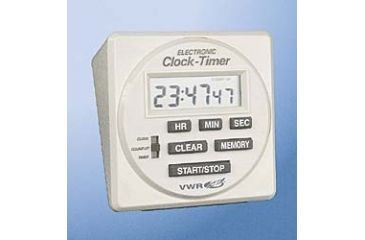 Control Company Lab-Top Timer 5007 Vwr Timer Traceable LAB-TOP