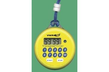 Control Company Water-Resistant Flashing Timer 5036 Vwr Timer Traceable H2O Resist