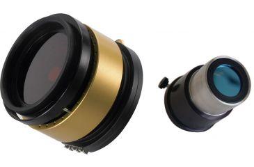 Coronado SolarMax II 60mm H-a Filter w/ TMax Tuner and 30mm Blocking Filter
