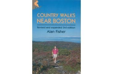 Country Walks Near Boston, Alan Fisher, Publisher - Rambler Books