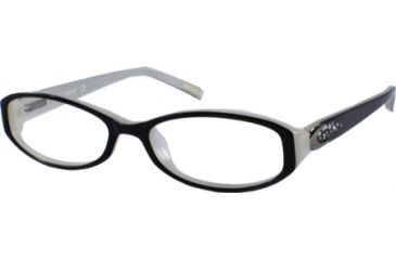Cover Girl CG0380 Eyeglass Frames - Black Frame Color
