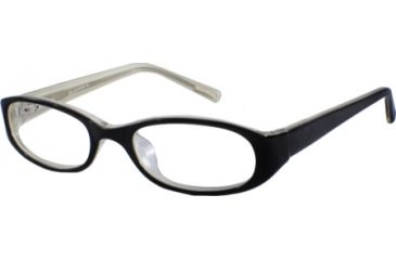 Cover Girl CG0382 Eyeglass Frames - Black Frame Color