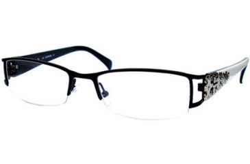 Cover Girl CG0394 Eyeglass Frames - Shiny Black Frame Color