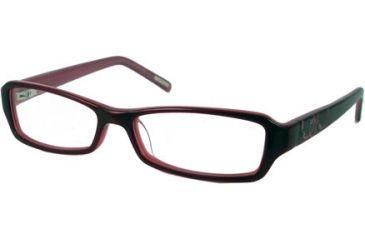 Cover Girl CG0396 Eyeglass Frames - Bordeaux Frame Color