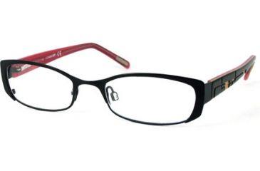 Cover Girl CG0397 Eyeglass Frames - Matte Black Frame Color