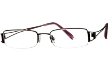 Cover Girl CG0405 Eyeglass Frames - Shiny Bordeaux Frame Color