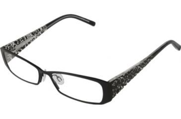 Cover Girl CG0418 Eyeglass Frames - Matte Black Frame Color