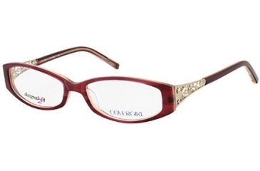 Cover Girl CG0419 Eyeglass Frames - Bordeaux Frame Color
