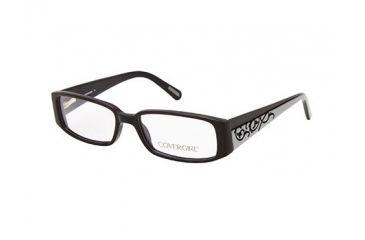 Cover Girl CG0430 Eyeglass Frames - Black Frame Color