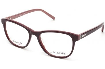 00a5682a6c Cover Girl CG0463 Eyeglass Frames - Bordeaux Frame Color