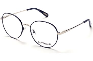 6ea5f17582 Cover Girl CG0476 Eyeglass Frames - Blue Frame Color