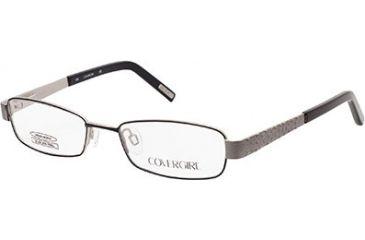 Cover Girl CG0504 Eyeglass Frames - Matte Black Frame Color