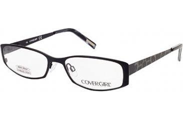 Cover Girl CG0505 Eyeglass Frames - Matte Black Frame Color
