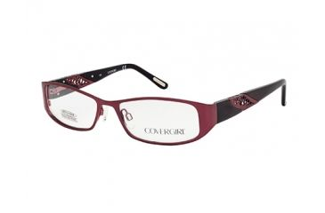 Cover Girl CG0511 Eyeglass Frames - Shiny Violet Frame Color