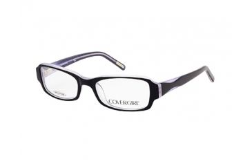 Cover Girl CG0515 Eyeglass Frames - Black Frame Color