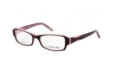 Cover Girl CG0515 Eyeglass Frames - Dark Brown Frame Color