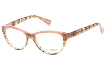 2fb2d81f5d Cover Girl CG0525 Eyeglass Frames - Beige Frame Color