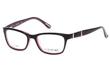 400fdeea08 Cover Girl CG0531 Eyeglass Frames - Black Frame Color