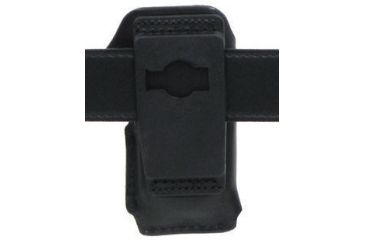 BlackHawk CQC Leather Mag Pouch- Single Stack 420900BK