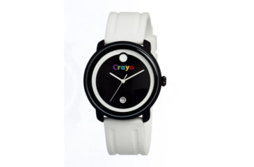 Crayo Cr0304 Fresh Watch, Black-and-white CRACR0304