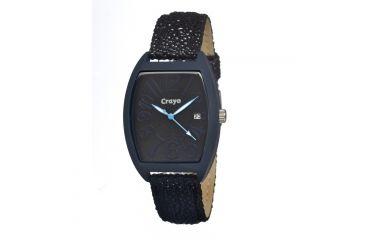Crayo Cr0506 Spectrum Watch, Black CRACR0506