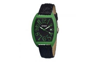 Crayo Cr0508 Spectrum Watch, Black CRACR0508