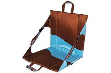 Crazy Creek Original Chair Cocoa/sky Blue 1020-145