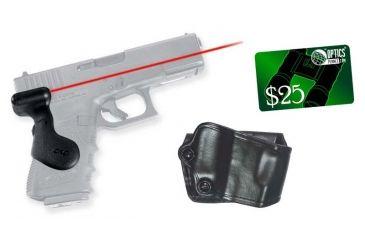 5-Crimson Trace Compact Glock Laser Gun Grip