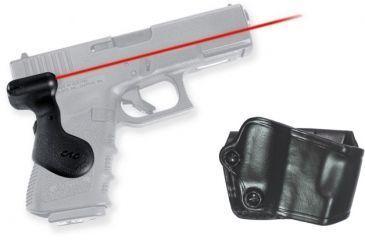 3-Crimson Trace Compact Glock Laser Gun Grip