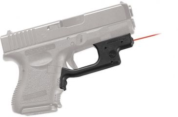 Crimson Trace Glock, 19 - 36 - Polymer Overmold Front Activation, Clam Pack 191560