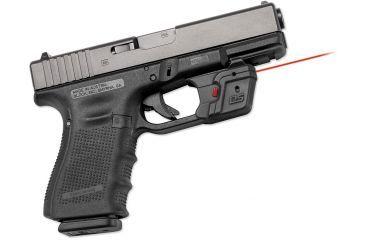 Crimson Trace Glock- Accu-Guard, Defender series, Black DS-121