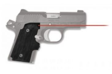 Crimson Trace LG-409 LaserGrip for Kimber Micro 9mm