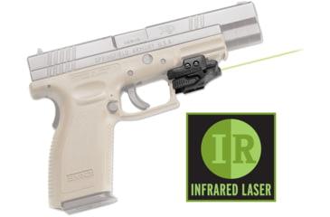 Crimson Trace IR Laser Grips for Sig Sauer P226 - Lasergrips - Mil Std - 810 - IR LG-426MIR