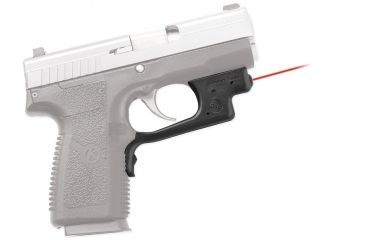 Crimson Trace Kahr, 45 Polymer Laserguard, Overmold Front Activation, Clam Pack 191558